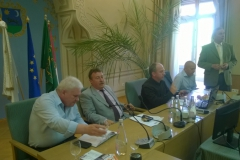 MME városvezetői megbeszélés - 2015